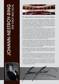 Johann Nestroy Ring der Stadt Bad Ischl für Erni Mangold 2015 - Seite 2