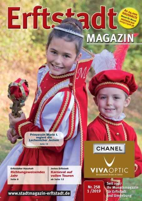 Erftstadt Magazin Januar 2019