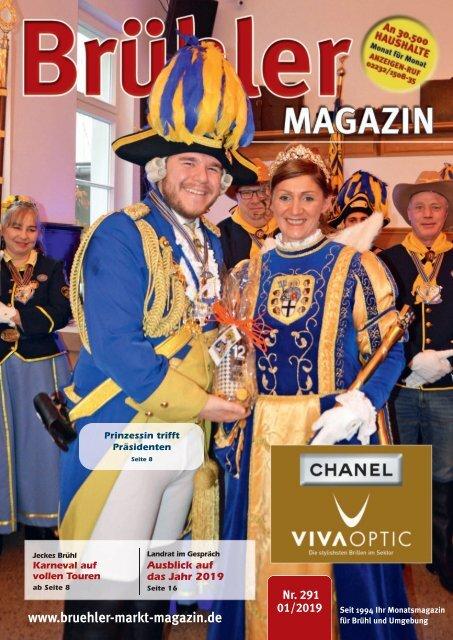 Brühler Markt Magazin Januar 2019