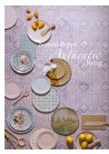 Nonna Peppy MELAMINE TABLEWARE CATALOG 2019-2020 - Page 6