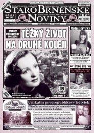 StaroBrněnské noviny 2019/2