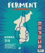 Ferment Issue 35 // Korea