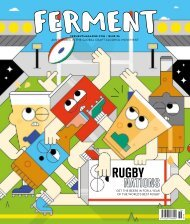 Ferment Issue 36 // Rugby Nations