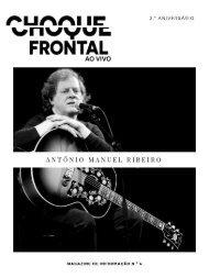 Magazine Choque Frontal ao Vivo 4