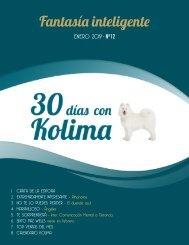 30 Días con Kolima - Enero 2019
