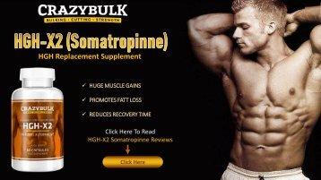 HGH-X2 (Somatropinne HGH)