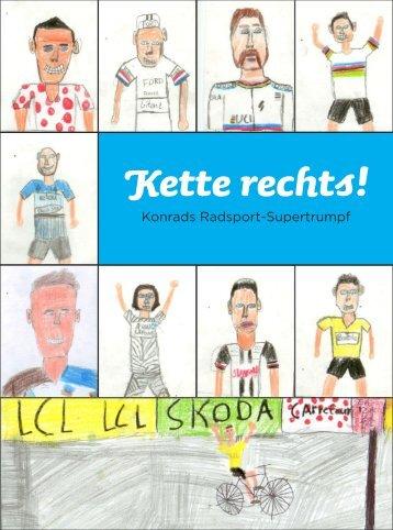 Kette Rechts - Konrads Radsport-Supertrumpfen