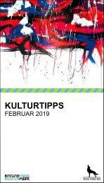 KulturTipps_Februar 2019
