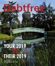 Debtfree Magazine Jan 2019