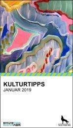 KulturTipps_Januar 2019
