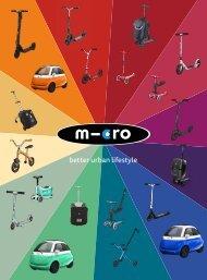 The Micro BrandBook 2019 DE