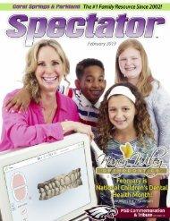 Spectator Magazine February