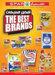 SPAR flyer from 30 Jan to 5 Feb 2019