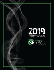 Keiths UNS 2019 Catalog