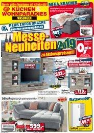 Kuechen- und Wohnparadies - Prospekt 02 / 2019