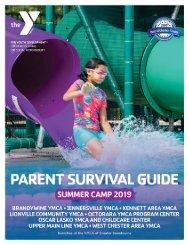 2019 - Summer Camp - Parent Survival Guide