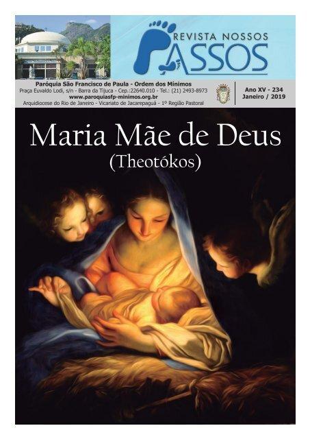 Revista Nossos Passos ed. Janeiro