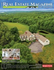 The Real Estate Magazine of Maine February 2019