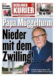 Berliner Kurier 30.01.2019