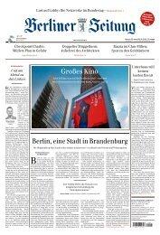 Berliner Zeitung 30.01.2019