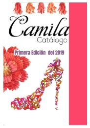 Catalogo Camila Primera Edicion 2019-compressed