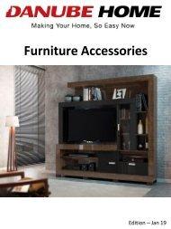Furniture Accessories E-Catalogue Jan 2019
