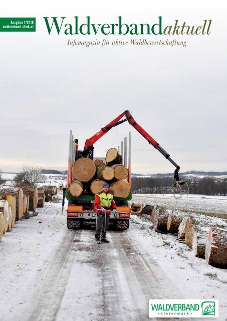Waldverband Aktuell - Ausgabe 2019-01