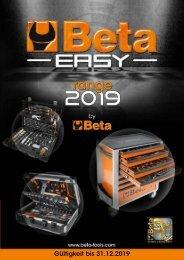 Beta Easy Katalog 2019