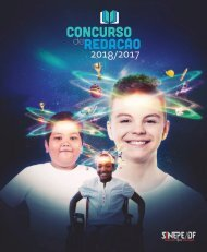 Livro Concurso de Redação SINEPE/DF 2018