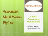 Laser Cutting Service in Melbourne - Metal Wall Art
