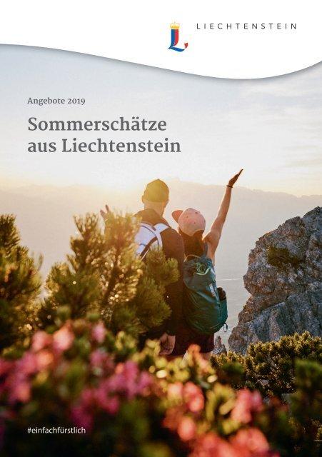 Sommerschätze aus Liechtenstein