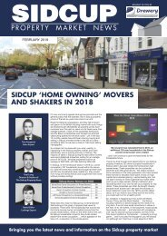 SIDCUP PROPERTY NEWS - FEBRUARY 2019