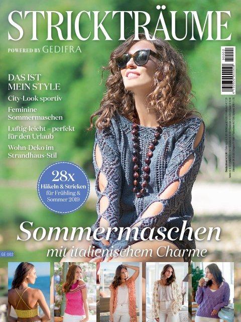 Zeitschrift: Strickträume (GE002)