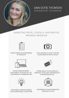 CV Ann Sofie Thomsen - Page 2