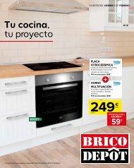 Brico Depot Guia Cocinas 2018