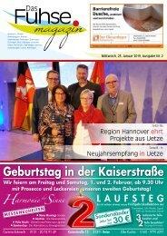 Fuhse-Magazin 2/2019