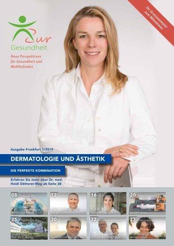 Zur Gesundheit 2019-01 Frankfurt