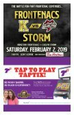 Kingston Frontenacs GameDay February 1, 2019 - Page 6