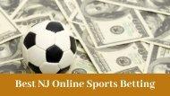 Best NJ Online Sports Betting
