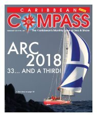 Caribbean Compass Yachting Magazine - February 2019