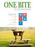 One Bite Vegan Magazine Issue 4 - Page 2