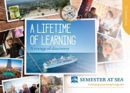 Lifelong Learner Brochure