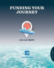 Semester at Sea Study Abroad - Cost and Funding