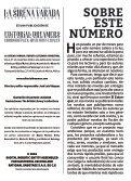 La Sirena Varada: Año II, Número 14 - Page 2