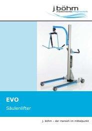 EVO Säulenlifter