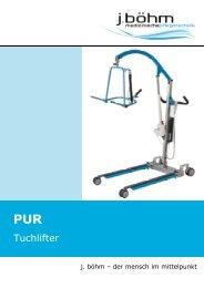 PUR Tuchlifter