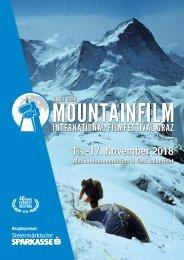 Festivalbericht Mountainfilm Graz 2018