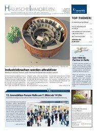 Hallesche Immobilienzeitung Ausgabe 80 Februar 2019