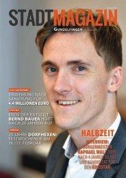 Stadt-Magazin, Ausgabe Gundelfingen (Februar 2019)
