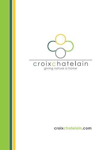 Catalogue Croix Chatelain 2019